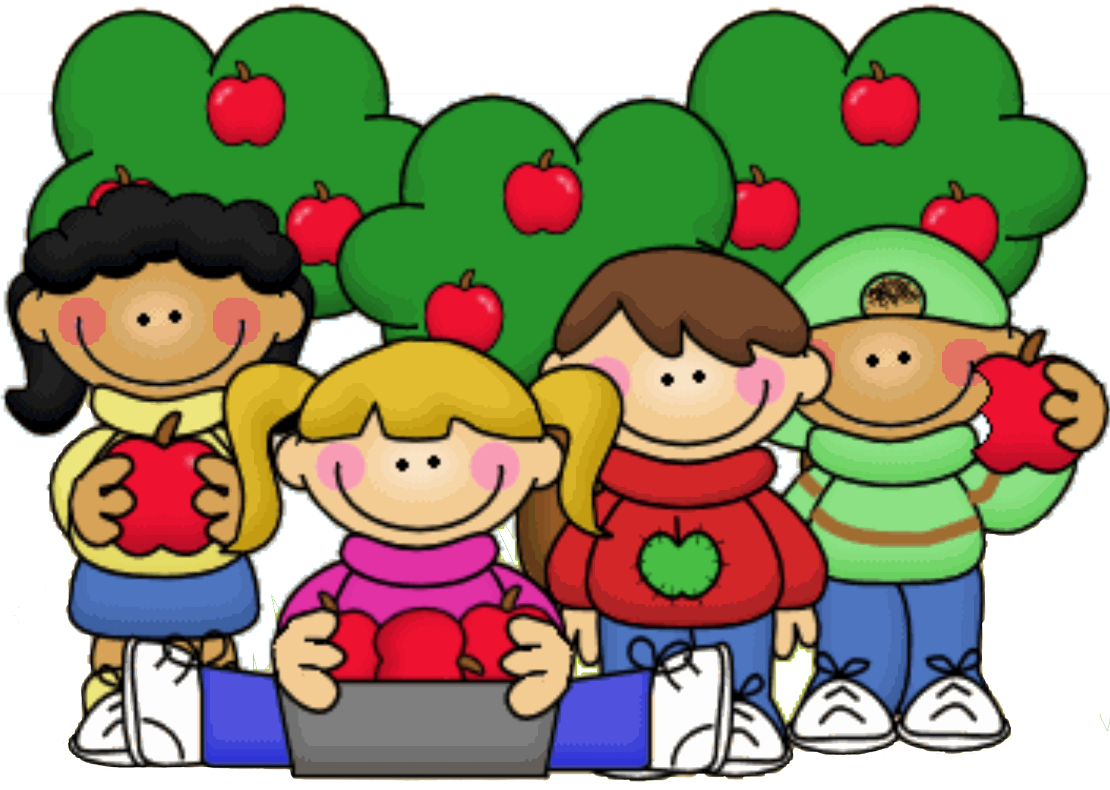 Download Jpg Free Library Apple Orchard Clipart At.