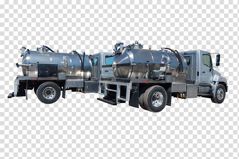 Vacuum truck Machine Motor vehicle Septic tank, truck.