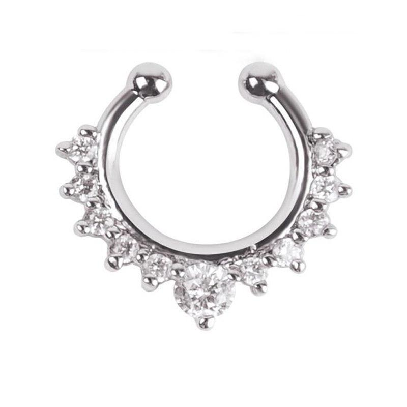 Septum Piercing Png Group (+), HD Png.