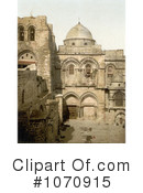 Church Of The Holy Sepulchre Clipart #1.