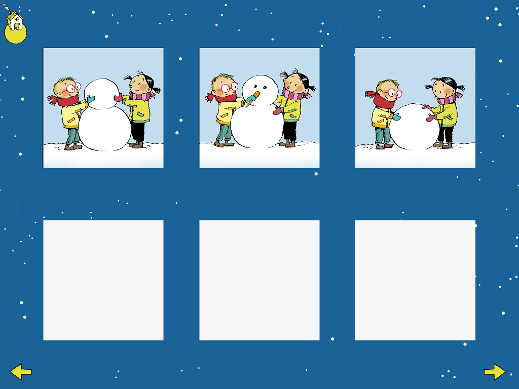 Clip Art Sequencing Cards.