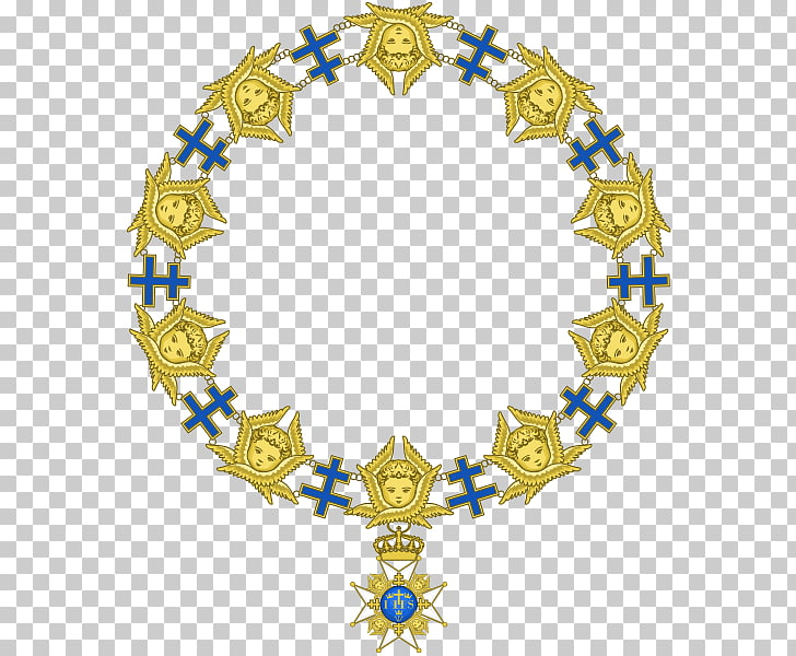 Royal Order of the Seraphim Coat of arms of Sweden, Order Of.
