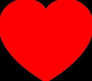 3666 heart shape clipart free.