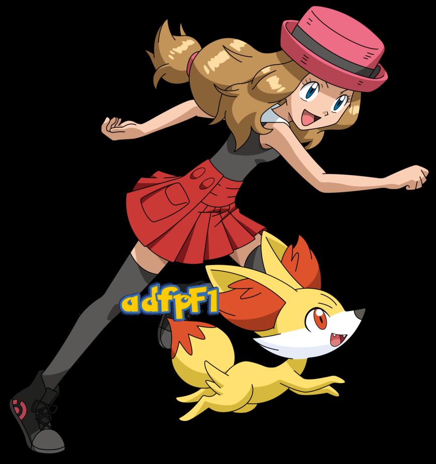 Pokemon clipart fennekin, Pokemon fennekin Transparent FREE.