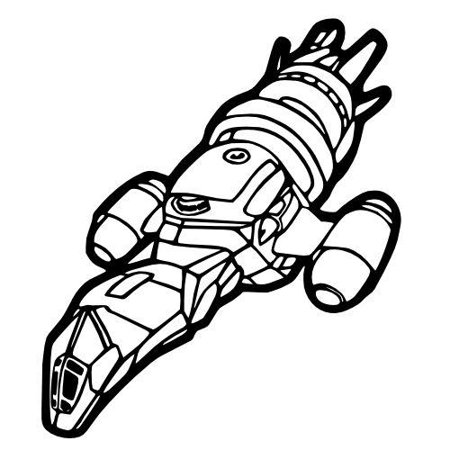 Serenity (Firefly Vessel).
