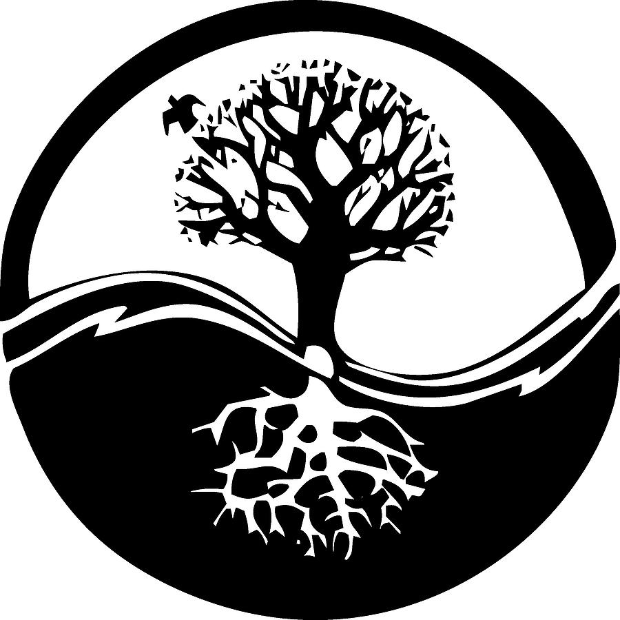 Serenity Symbol Clipart.