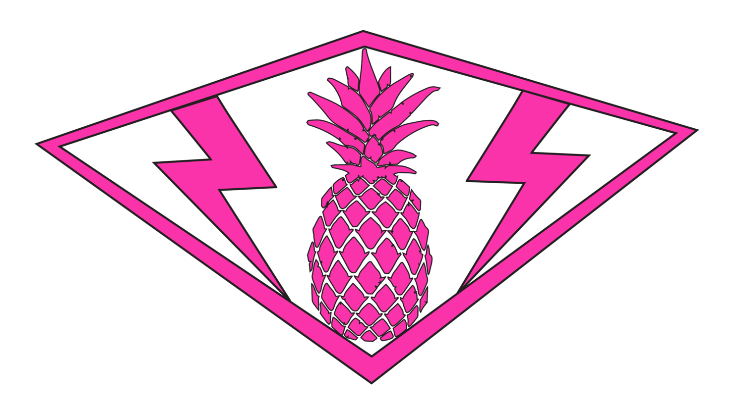 Surf clipart pink.