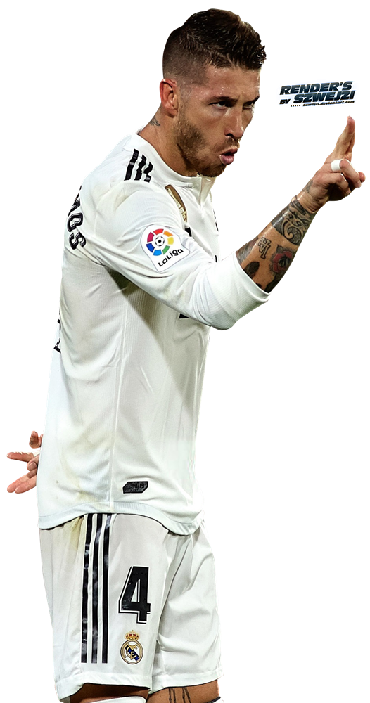 Sergio Ramos Png By Szwejzi.