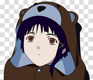Experiments Lain PNG clipart images free download.