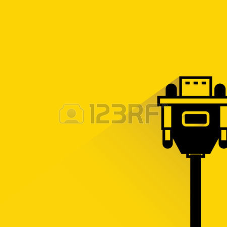 208 Serial Port Stock Vector Illustration And Royalty Free Serial.