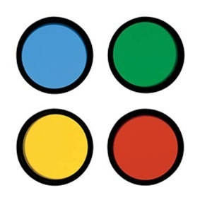 Meade Series 4000 Color Filter Set #1.