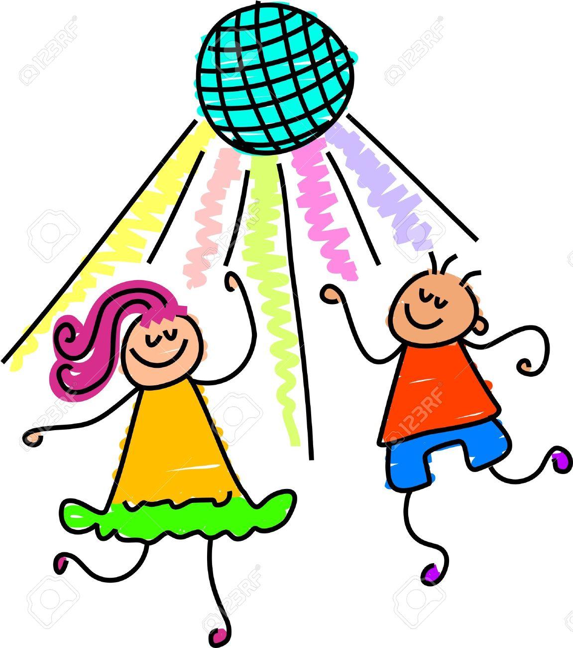 Dancing Kids.