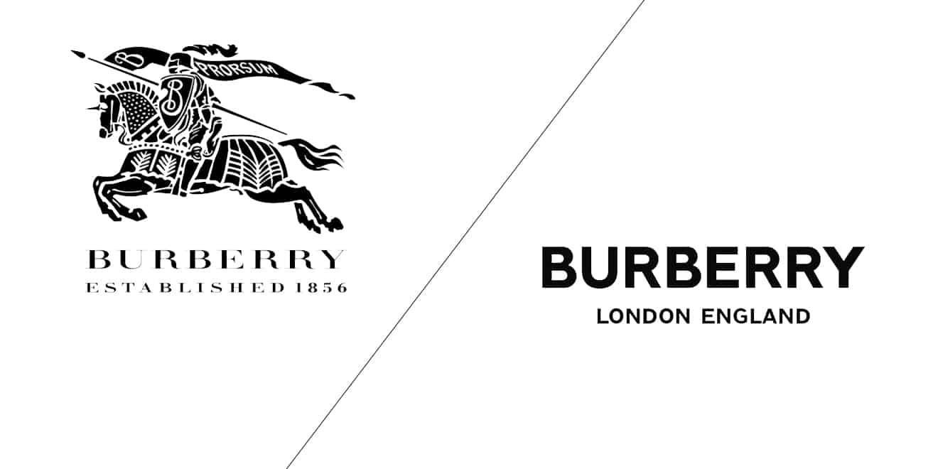 From Kadarshians\' asses to Burberry\'s new san serif logo.