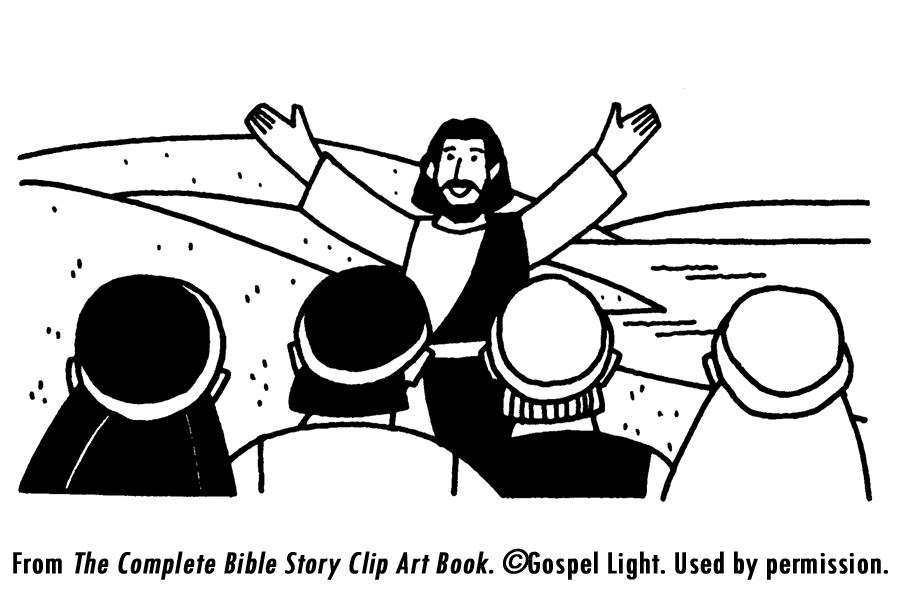 Sermon on the Mount.