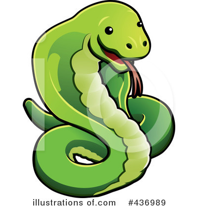 serpent clipart royalty free snake clipart illustration #436989.