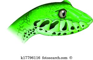 Serpentes Clip Art Vector Graphics. 22 serpentes EPS clipart.