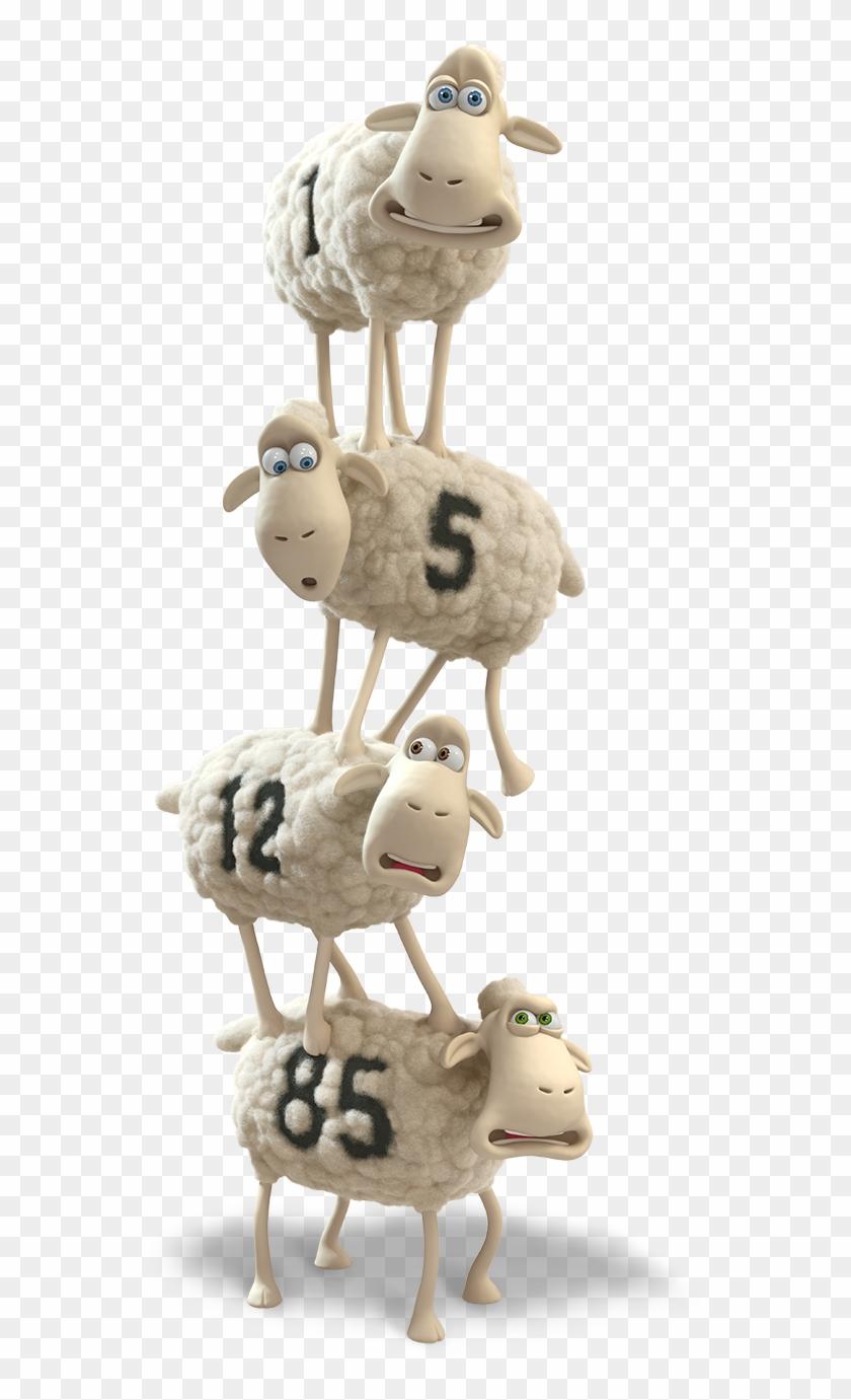 Serta Sheep Png.