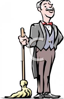 Servant Clipart.