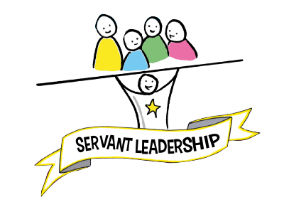 Why it\'s good to be a Servant Leader.
