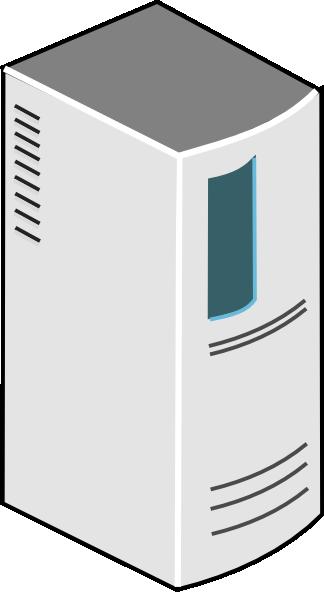 Server Clip Art at Clker.com.