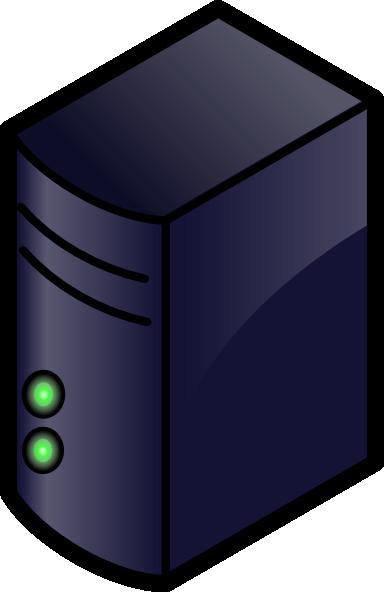 Server Clipart.