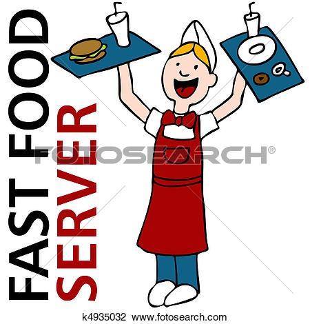 Food server Clipart Royalty Free. 1,091 food server clip art.