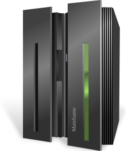 Mainframe Server Clip Art at Clker.com.