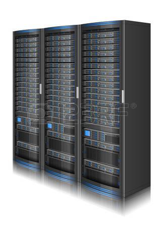333 Server free clipart.