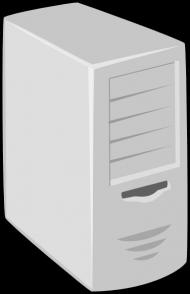 Download server clipart server icon.