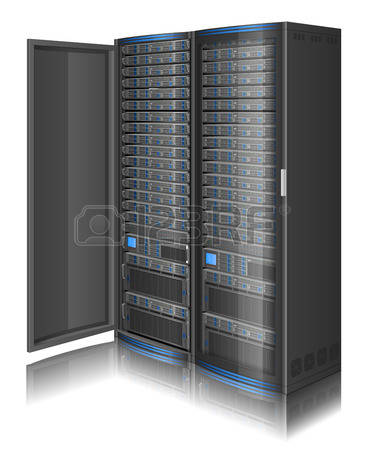 1,830 Server Rack Stock Illustrations, Cliparts And Royalty Free.