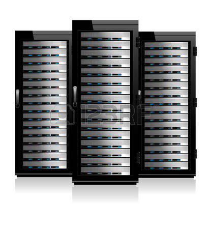 1,939 Server Rack Stock Illustrations, Cliparts And Royalty Free.