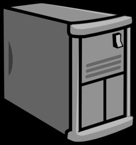 Servers Clip Art at Clker.com.