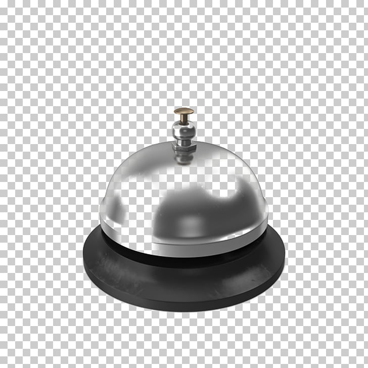 Service Domestic worker, Restaurant service bell PNG clipart.