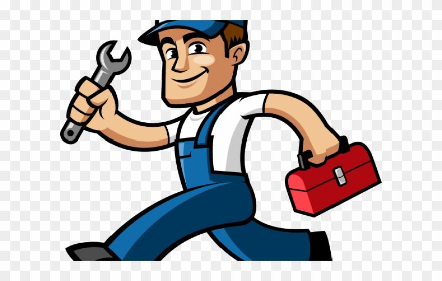 Plumber Clipart Plumbing Service.
