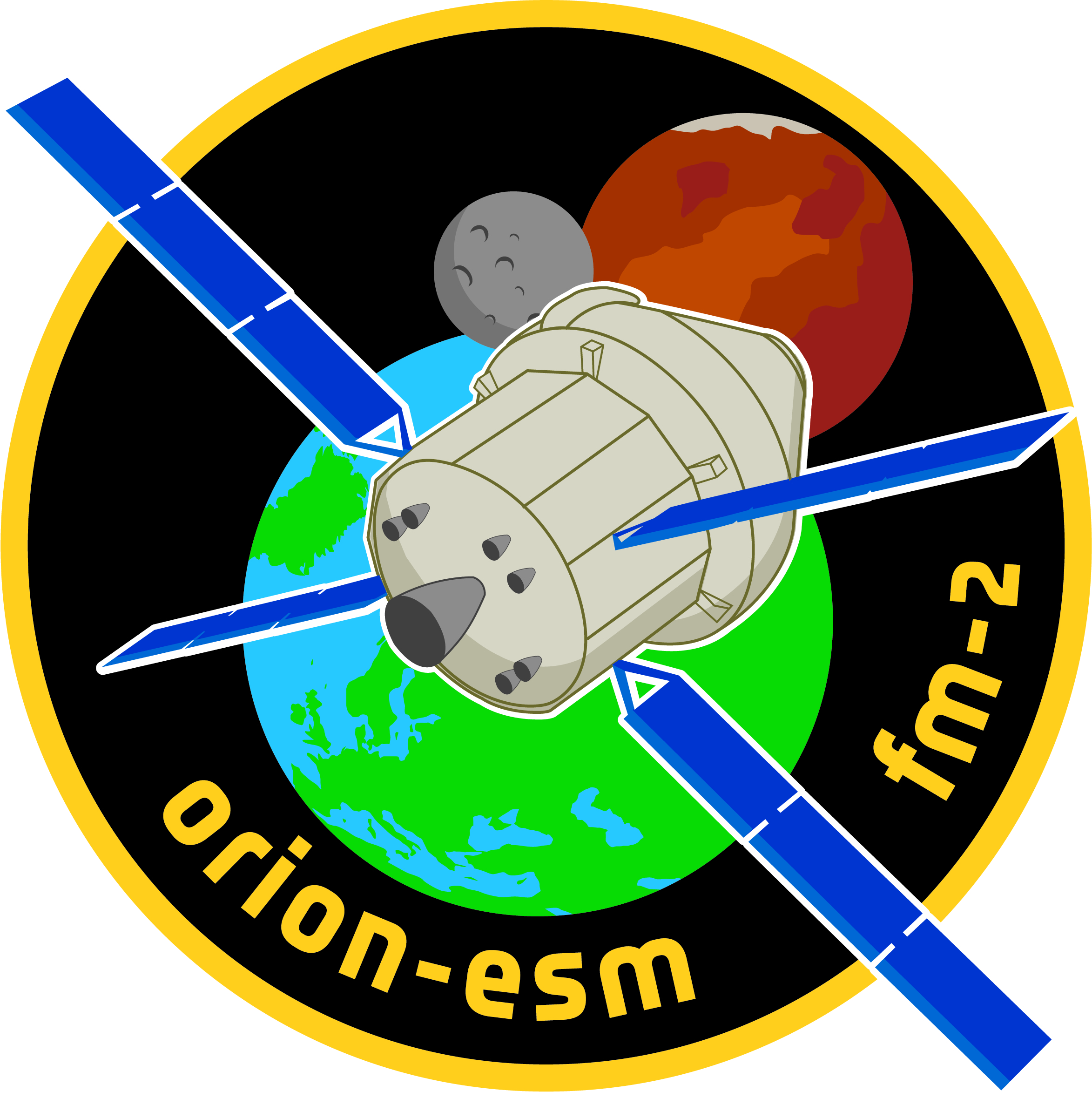 Building Orion service module for first astronaut mission / Orion.