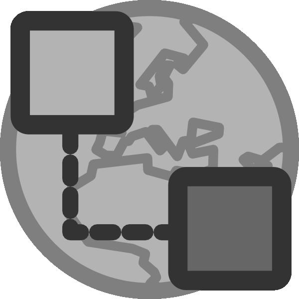 Internet Service Provider Icon Clip Art at Clker.com.