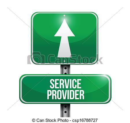 Service Provider Clip Art.
