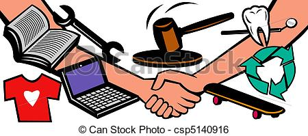 Goods and services clipart » Clipart Station.