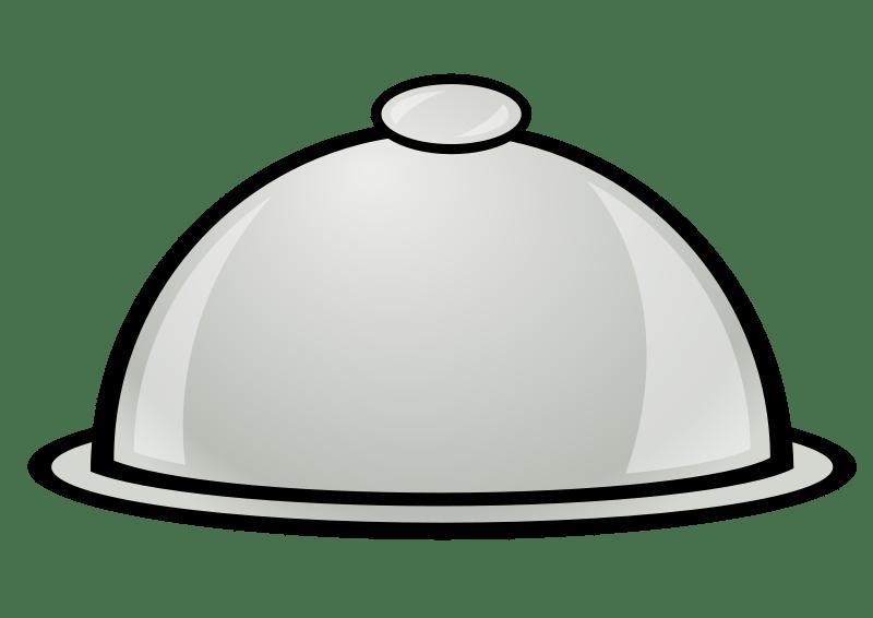 Serving tray clipart 1 » Clipart Portal.