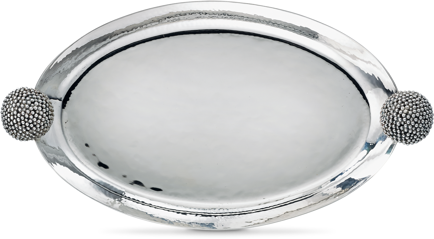 HD Caviar Cookie Tray.
