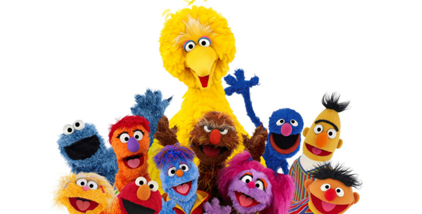 Download Free png Sesame Street Characters PNG.