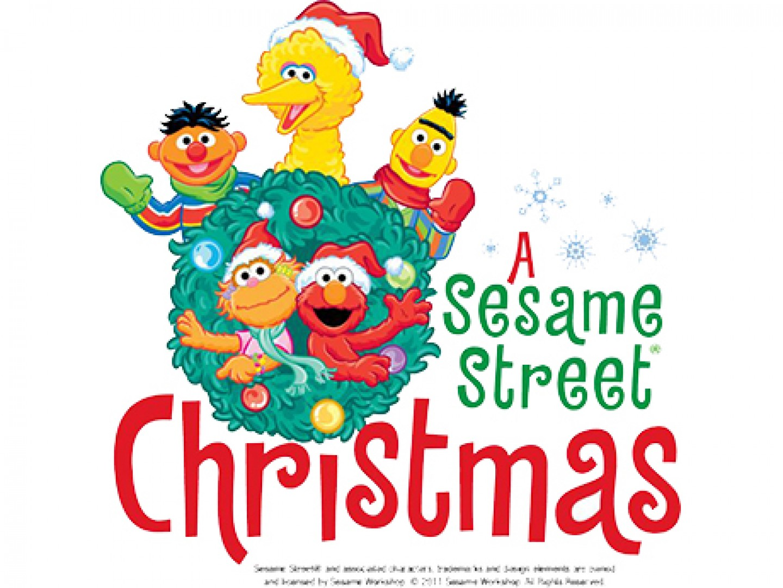 A Sesame Street Christmas.