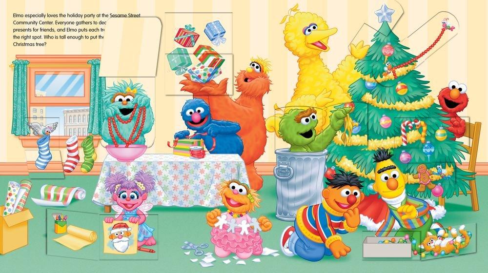 Sesame Street: Elmo's Merry Christmas (Lift.