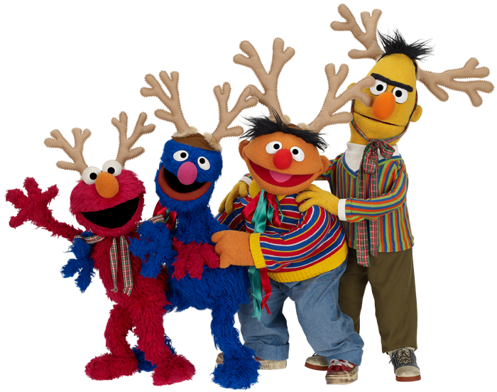 Deck the Halls with a New Sesame Street Christmas Special « Muppet.