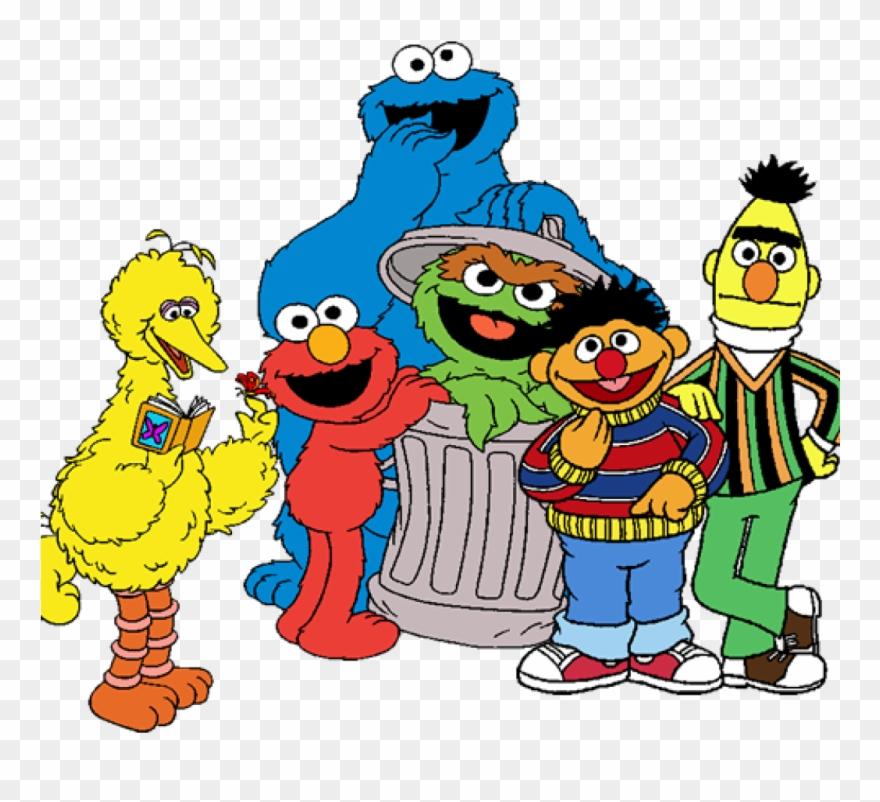 Free Sesame Street Clipart Sesame Street Clipart At.