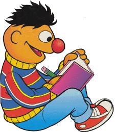 Sesame Street Borders Clipart.