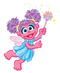 It is a picture of Smart Abby Cadabby Clipart