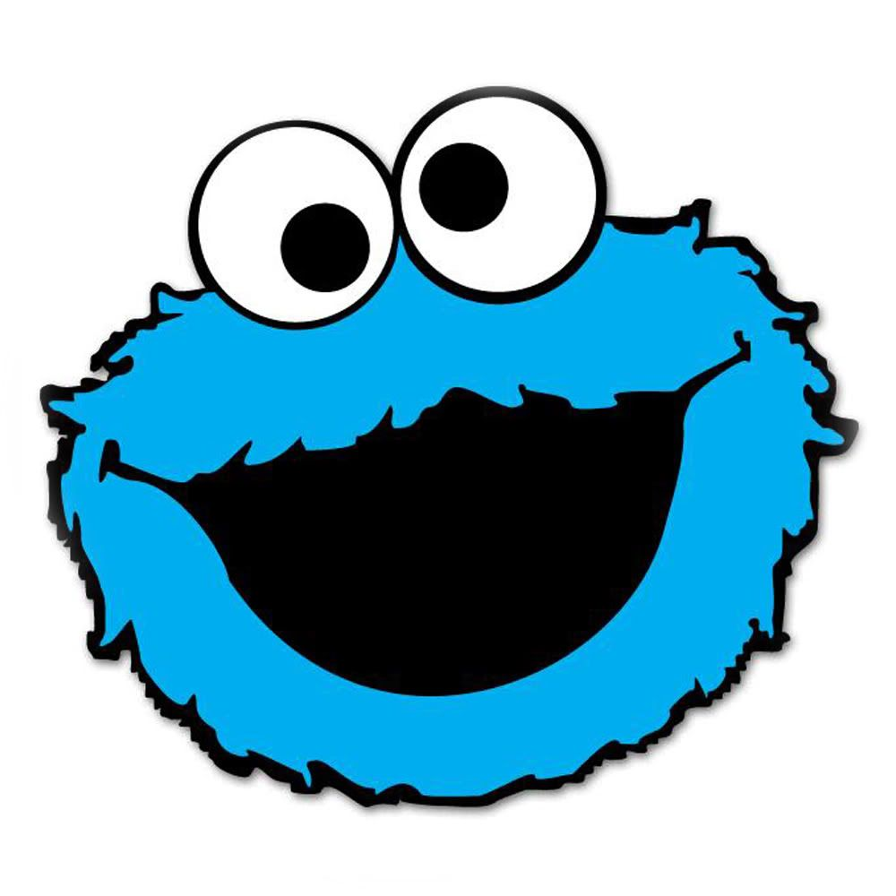 Cookie Monster Coloring Pages Cookie Monster Face.