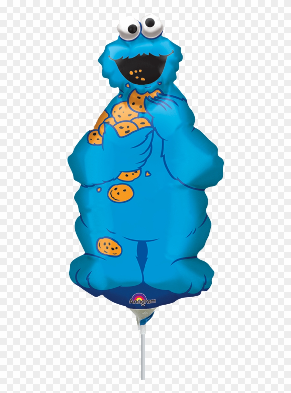 Sesame Street Cookie Monster Clipart (#2473168).