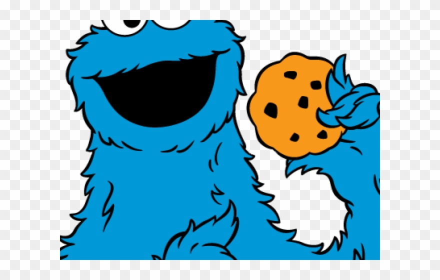 Cookie Monster Clipart Assorted Cookie.